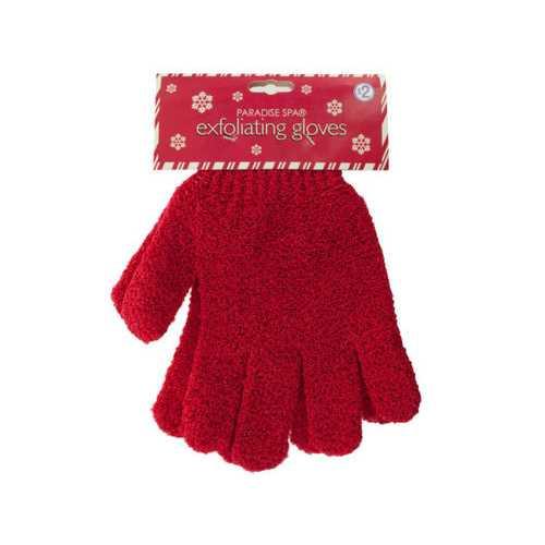 Exfoliating Bath Gloves ( Case of 72 )
