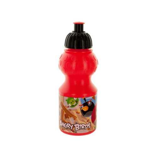 12 oz Angry Birds Sport Bottle ( Case of 24 )