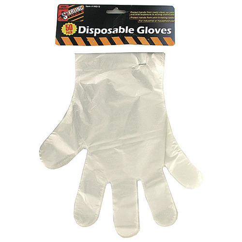 Disposable Gloves ( Case of 48 )