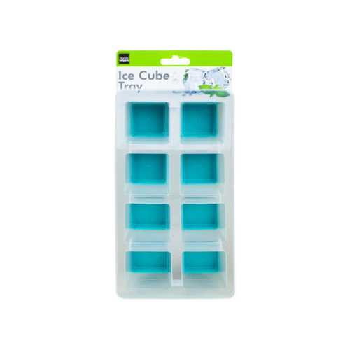 Silicone Ice Cube Tray ( Case of 6 )
