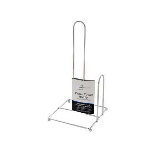 Chrome Finish Paper Towel Holder ( Case of 24 )