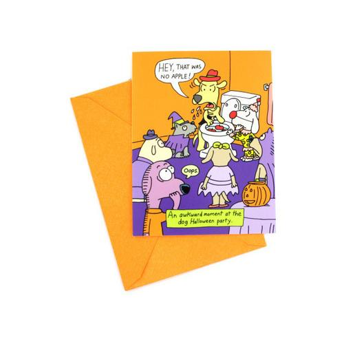 Funny Halloween Invitations ( Case of 96 )