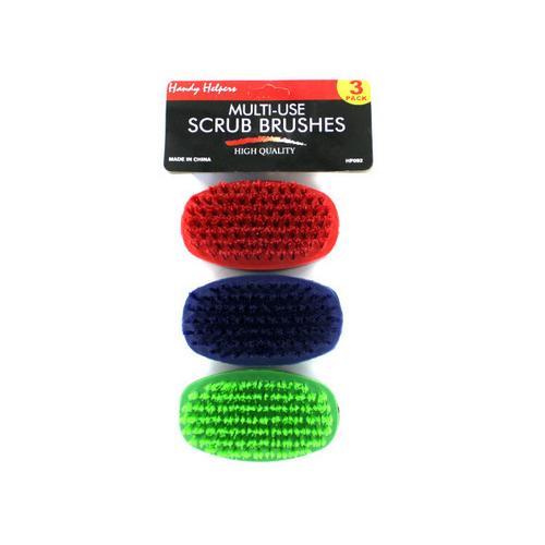 Multi-Use Scrub Brushes ( Case of 15 )