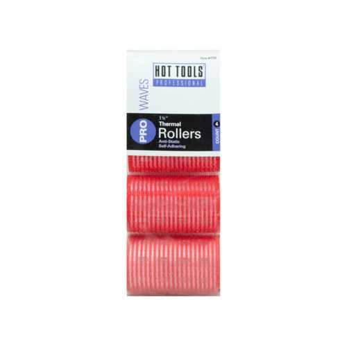 "4 Count 1 1/2 "" Thermal Rollers ( Case of 24 )"