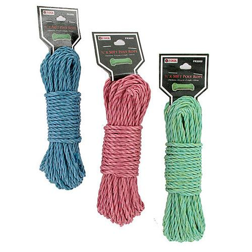 Multi-Purpose Poly Rope ( Case of 24 )