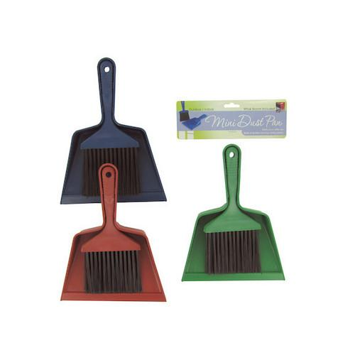 Mini Brush and Dust Pan Set ( Case of 24 )