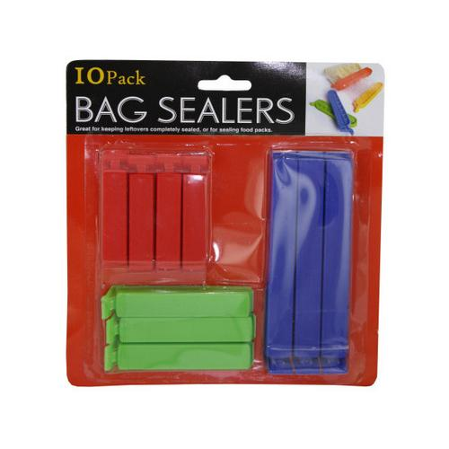 Snap Bag Clips ( Case of 24 )