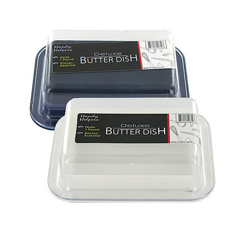 Covered Butter Dish ( Case of 48 )