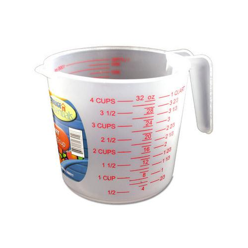 One Quart Measuring Cup ( Case of 72 )