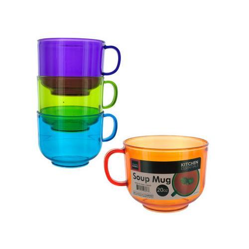 20 oz Stackable Soup Mug ( Case of 24 )