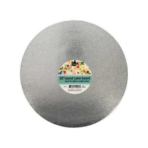 Round Cake Board ( Case of 48 )