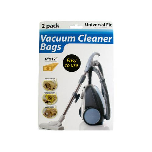 Universal Fit Vacuum Cleaner Bags ( Case of 12 )