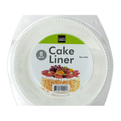 Non-Stick Cake Liners ( Case of 48 )