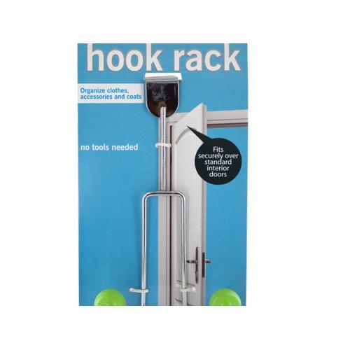 Over the Door Dual Hook Rack ( Case of 24 )