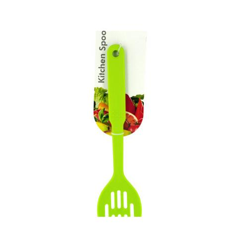 Colorful Nylon Slotted Spoon ( Case of 24 )