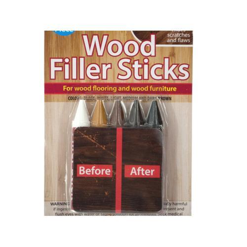 Furniture Repair Wood Filler Sticks Set ( Case of 36 )
