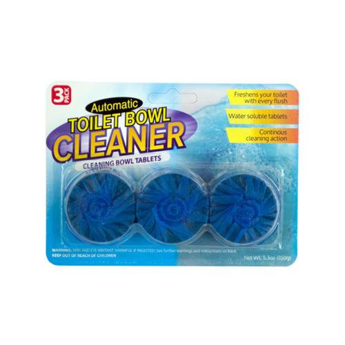 Automatic Toilet Bowl Cleaning Tablets ( Case of 60 )