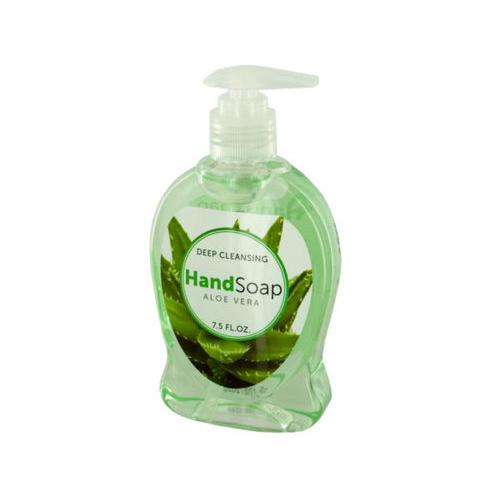 Aloe Vera Deep Cleansing Hand Soap ( Case of 18 )