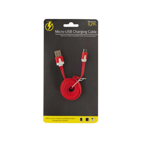32' Micro-USB Charge & Sync Cable ( Case of 40 )