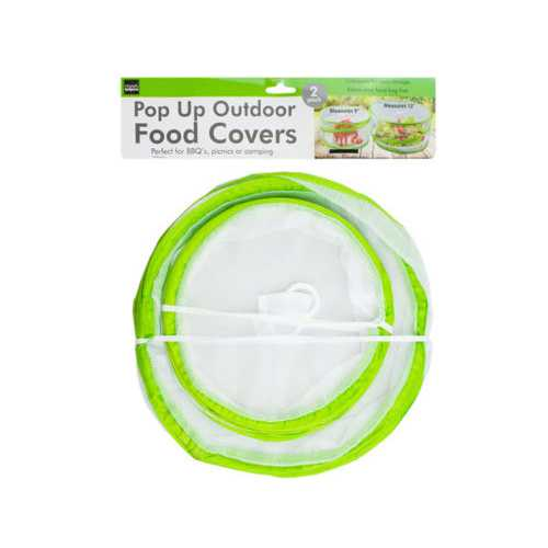 2 Pack Food Cover ( Case of 18 )