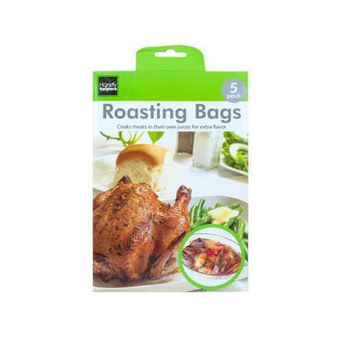 5 Pack Roasting Bags ( Case of 12 )