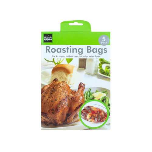 5 Pack Roasting Bags ( Case of 36 )