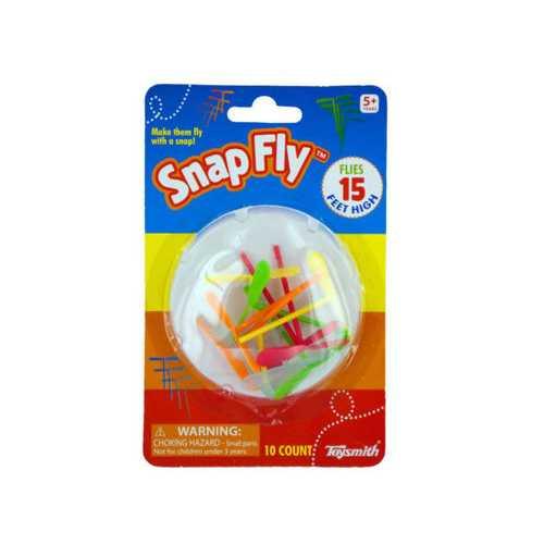 SnapFly Flying Toy Set ( Case of 72 )