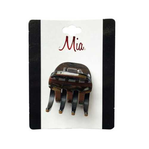 brown jaw hair clip ( Case of 24 )