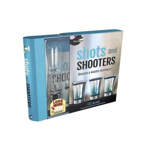 Shots And Shooters Mixology Kit ( Case of 2 )