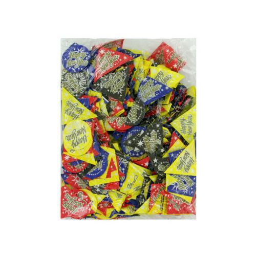 New Year confetti ( Case of 24 )