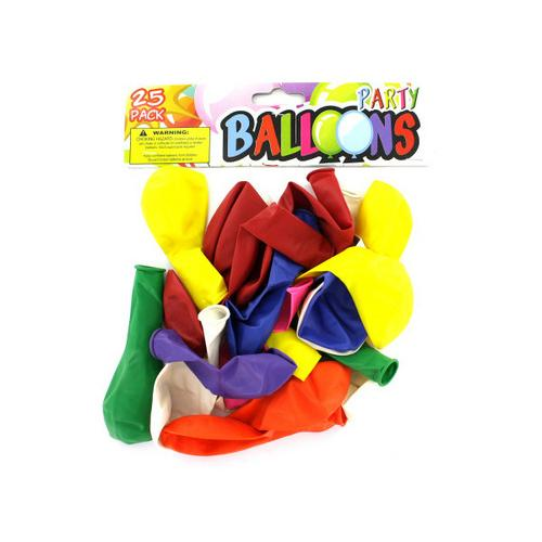 Party Balloons ( Case of 24 )