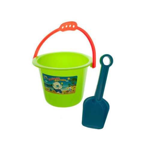 Colorful Sand Pail & Shovel Set ( Case of 60 )