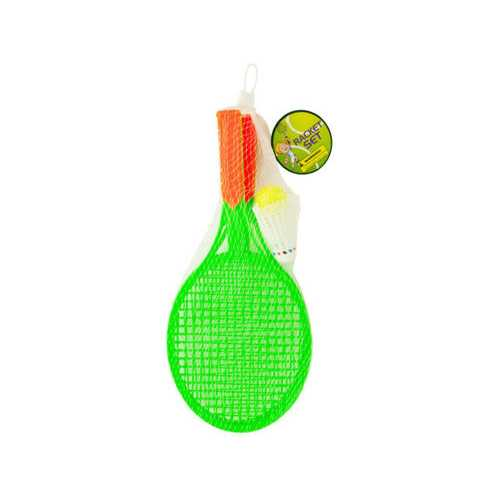 Kids Racket Set with Ball & Birdie ( Case of 18 )