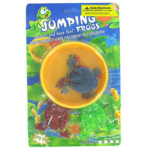 Leap Frog Jumping Game ( Case of 72 )