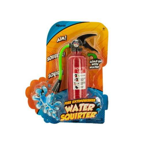 Fire Extinguisher Water Squirter ( Case of 12 )