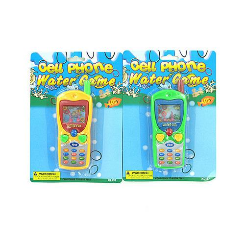 Cell Phone Water Game ( Case of 96 )