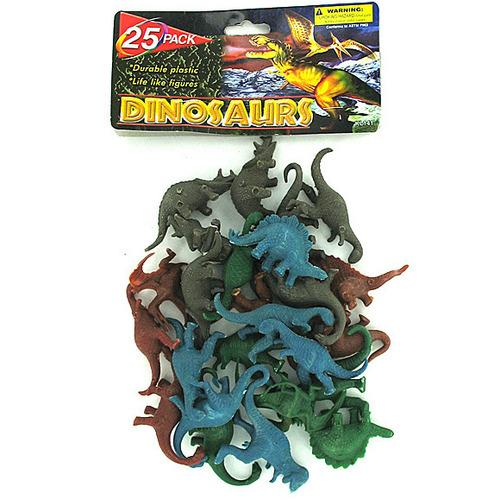 Toy Dinosaur Set ( Case of 24 )