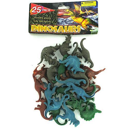 Toy Dinosaur Set ( Case of 48 )