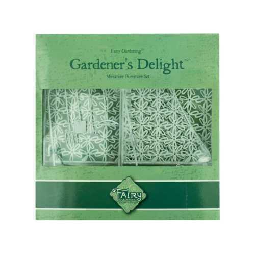Fairy Gardening Gardener's Delight Miniature Furniture Set ( Case of 12 )