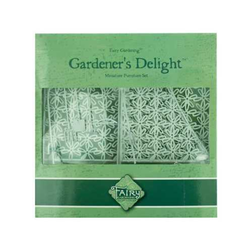 Fairy Gardening Gardener's Delight Miniature Furniture Set ( Case of 18 )