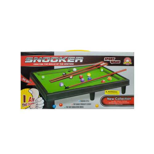 Tabletop Pool Table Game Set ( Case of 4 )