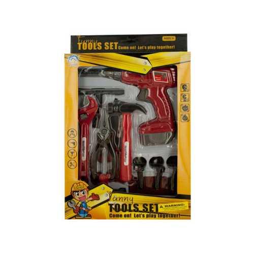 Kids' Toy Tool Set ( Case of 6 )