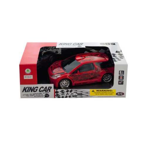 4 Direction Remote Control Hatchback Race Car ( Case of 6 )