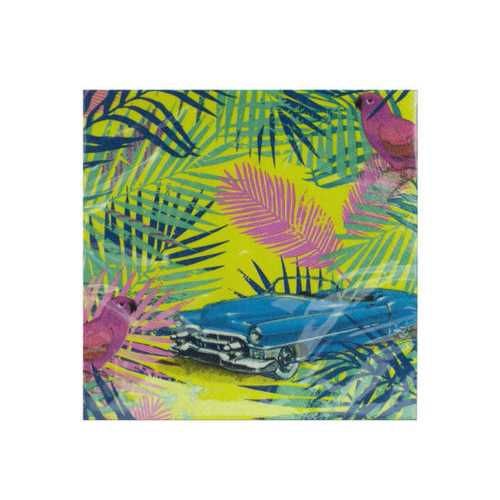 Tropical Cruise Party Napkins ( Case of 72 )