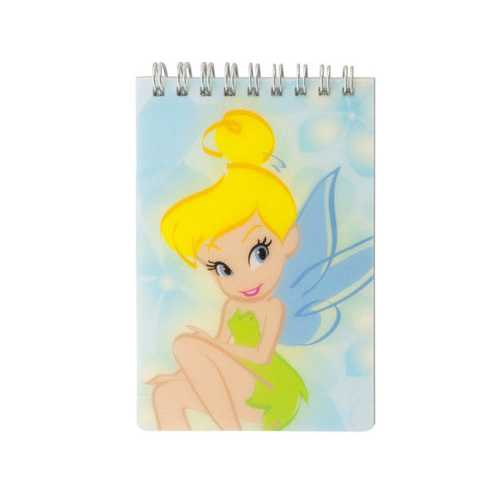 Disney Tinkerbell Mini Notebook ( Case of 72 )