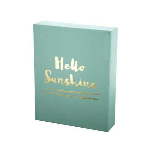 Hello Sunshine Notecards & Envelopes Set ( Case of 12 )