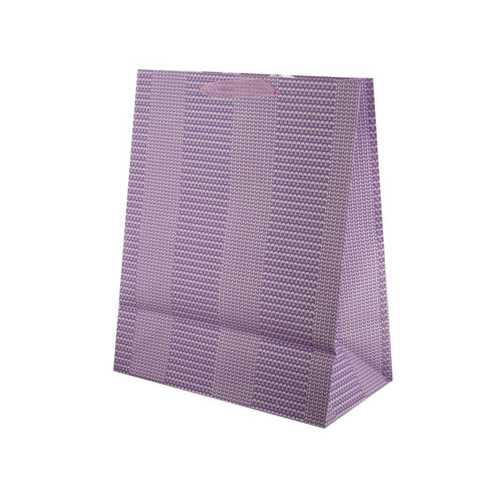 Large Pastel Texture Print Gift Bag ( Case of 48 )