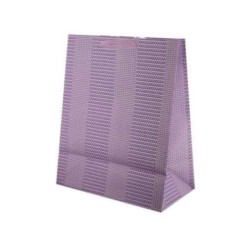 Large Pastel Texture Print Gift Bag ( Case of 72 )