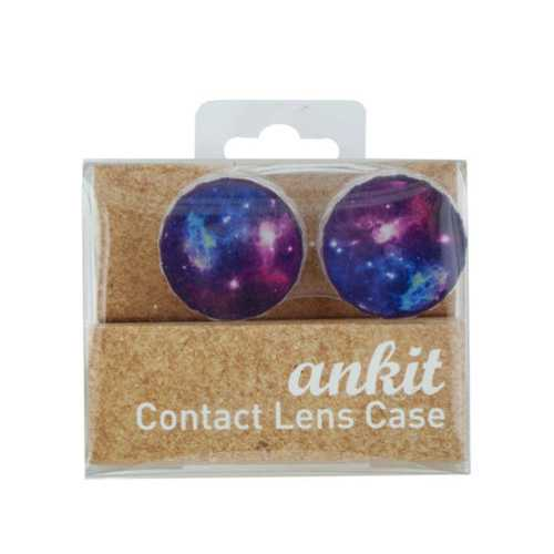 Galaxy Print Contact Lens Case ( Case of 24 )