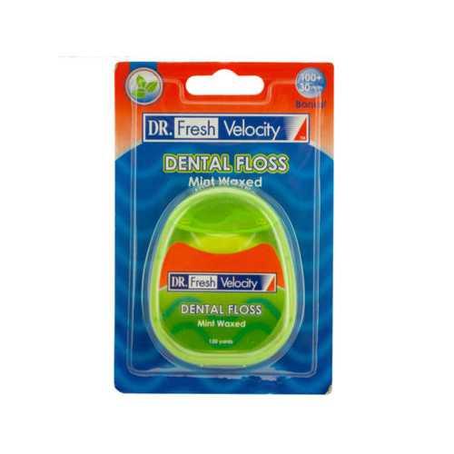 Bonus Size Mint Waxed Dental Floss ( Case of 48 )